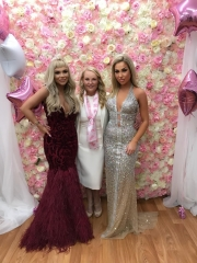 Stacey Clarke & Denise Williams - Boutiques 1st Birthday