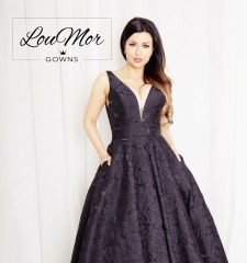 Lora Mua - 2018 Photoshoot at LouMor Gowns