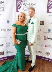 Chey Bulter & partner - 2019 Hair & Beauty awards