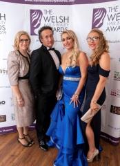 Rebecca Cromwell-Jones - Winner Best Anesthetic Clinic in Wales 2019