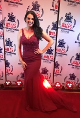 Samira Jeffereys - Welsh International Film Festival 2019